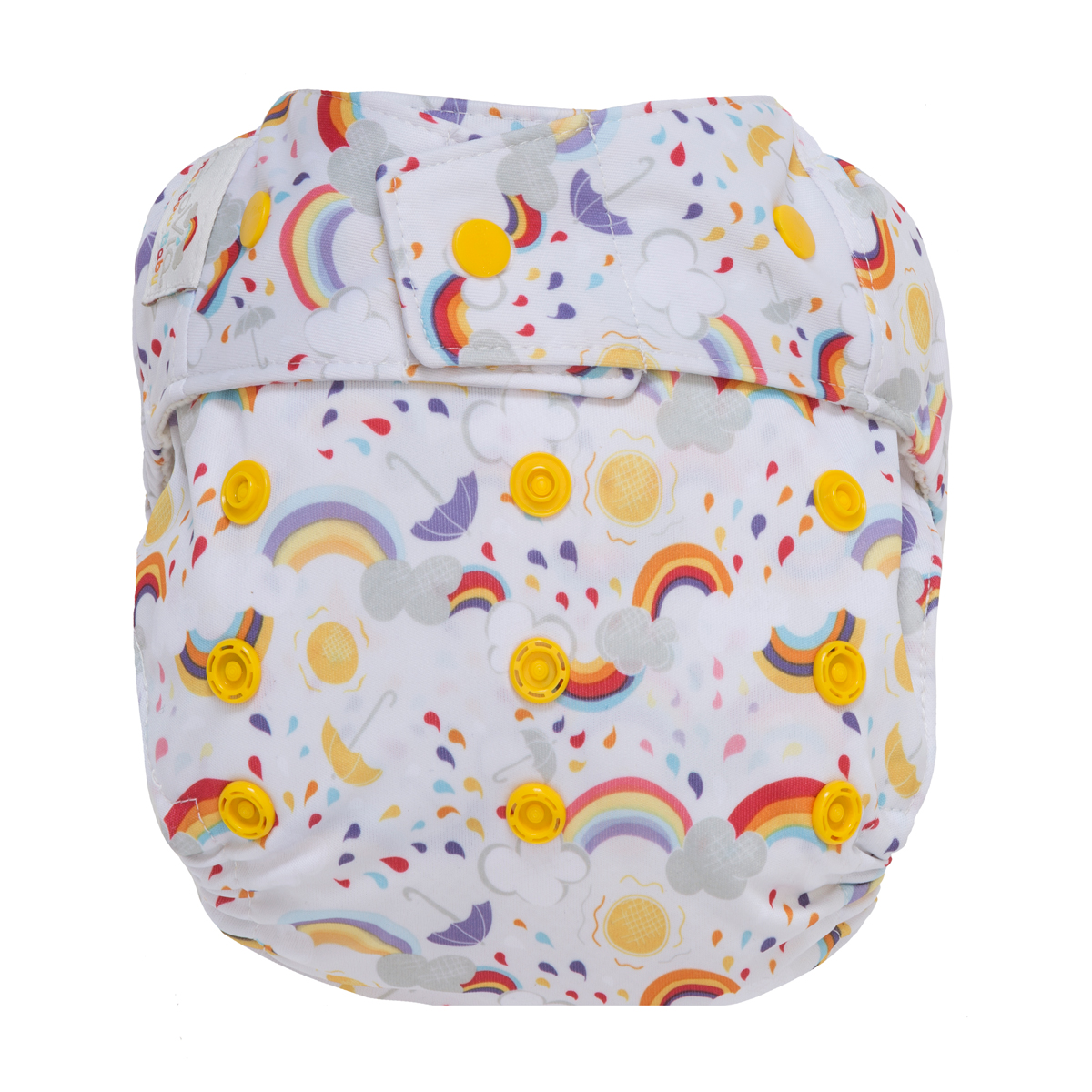 Grovia Hybrid Shell Snap The Diaper Drawer